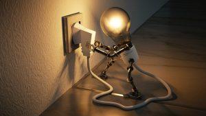 Strom sparen,